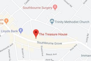 The Treasure House Location