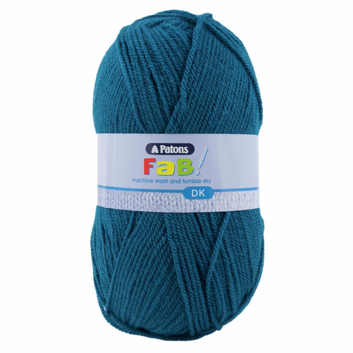 Patons Fab Double Knit 100g - Various Colours - HaberDasherDo
